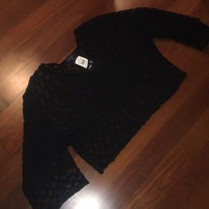 Sanctuary Sweaters - Black Knit Sweater